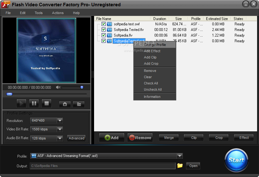 video to flash converter: