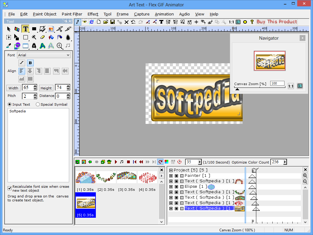 Download Flex GIF Animator 10 10