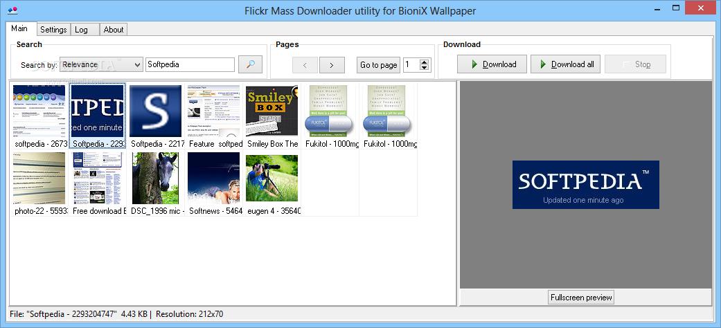Download Flickr Mass Downloader 5 1 0