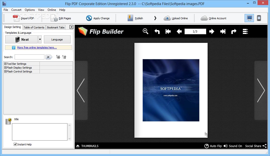Download Flip PDF Corporate Edition 2 4 9 29