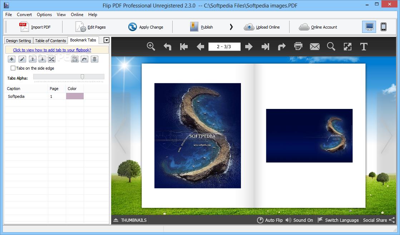flip pdf professional 2.4 9.15 serial number