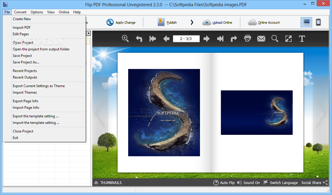 Download Flip PDF Professional 2 4 9 29