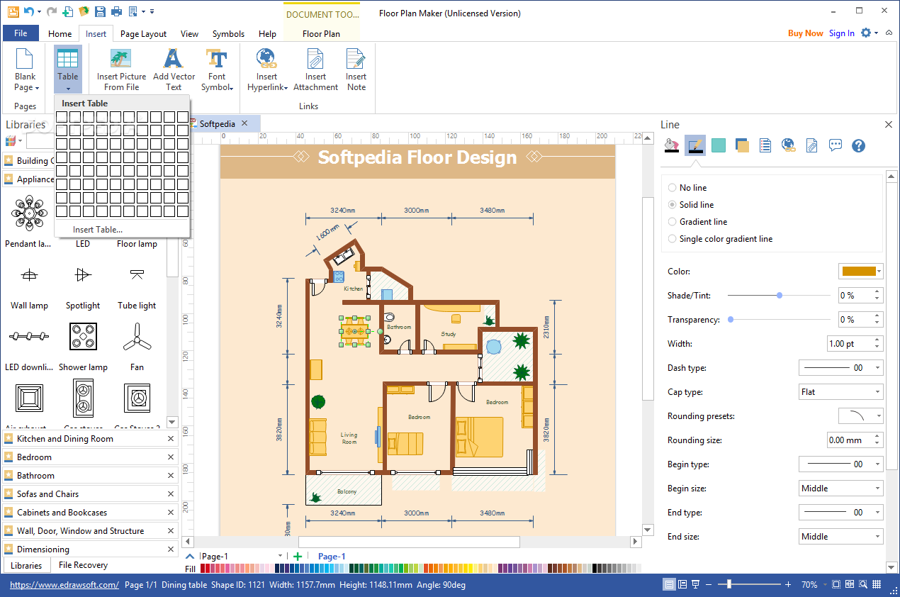 Download floor plan maker 8 7 5 for Home plan creator