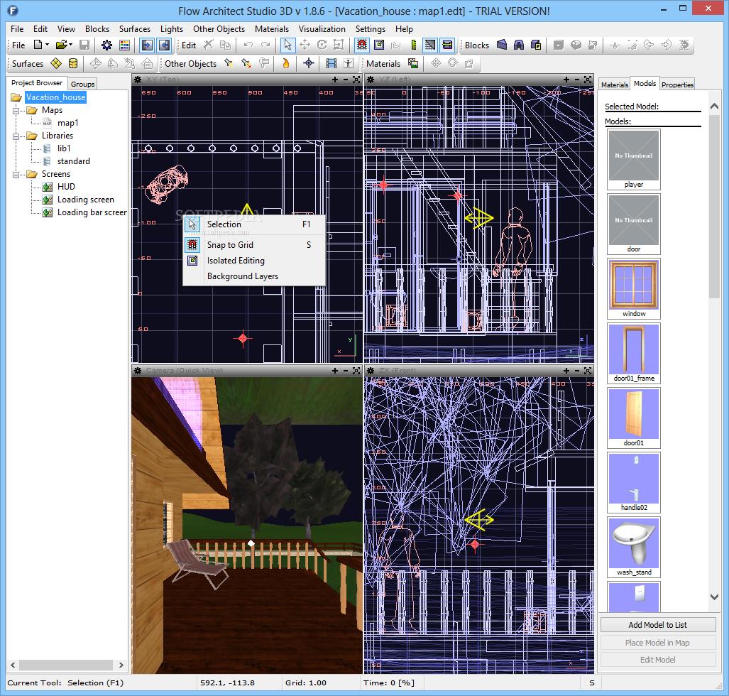 download flow architect studio 3d 1 8 7 build 19 5 2014 17