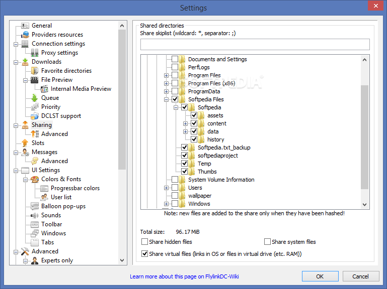 Download FlylinkDC++ r504 Build 22092 / r505 Build 21942 Beta