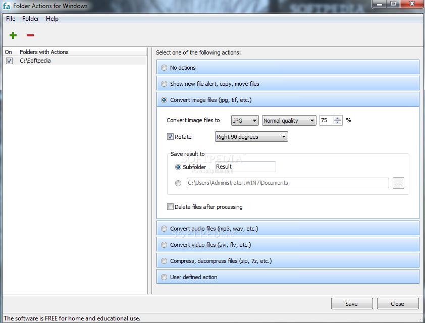 convert image folder to pdf