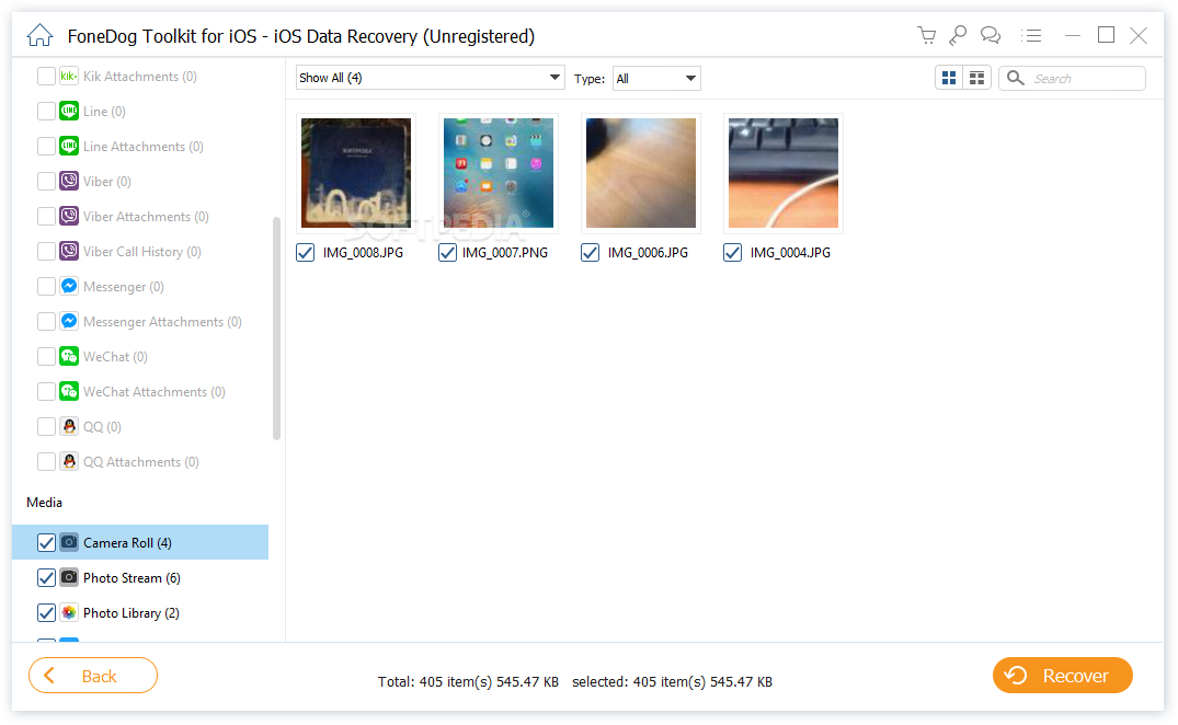 Download FoneDog Toolkit - iOS Data Recovery 2 0 18
