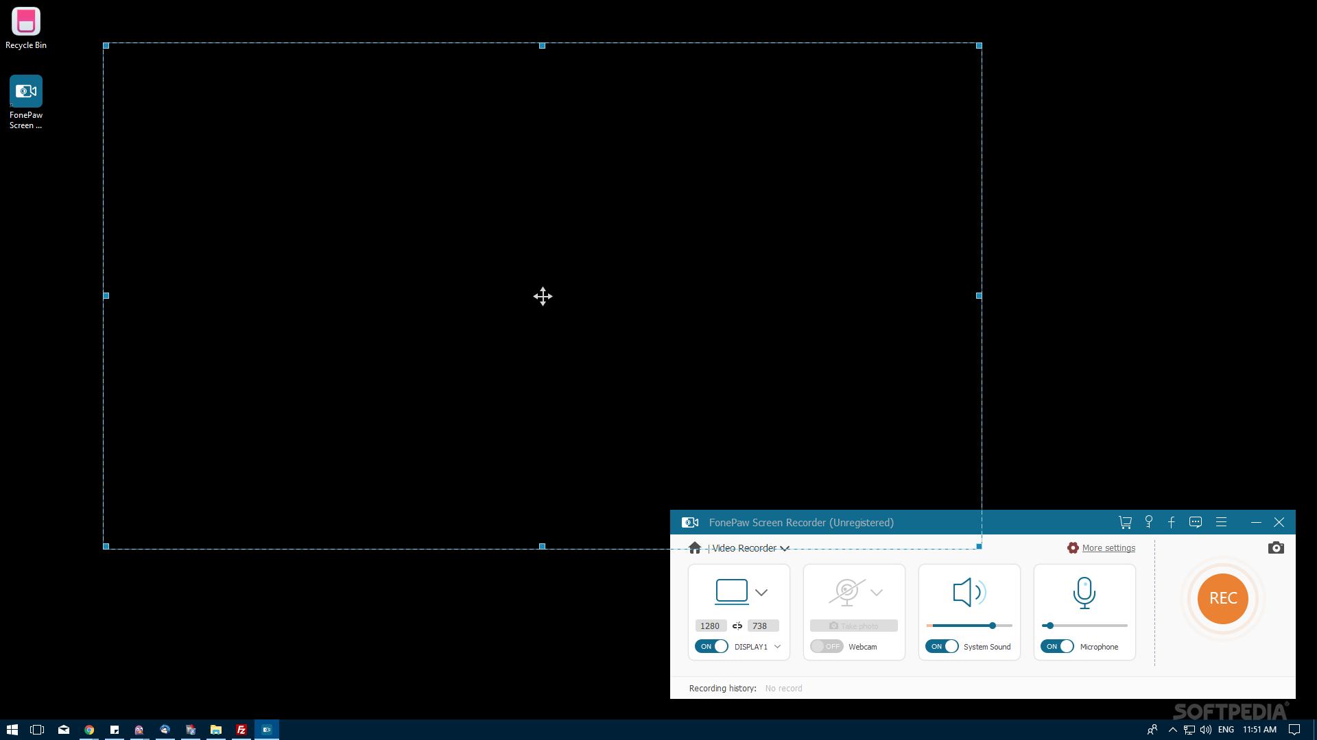 fonepaw screen recorder for mac