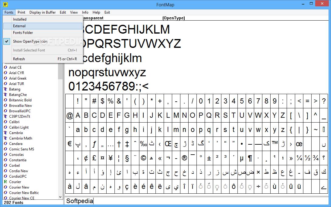 Download FontMap 2 41