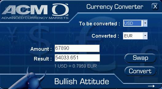 Forex exchange converter