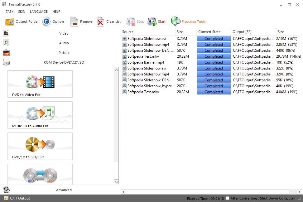 ✨ Format factory for pc 64 bit windows 10 | Format Factory