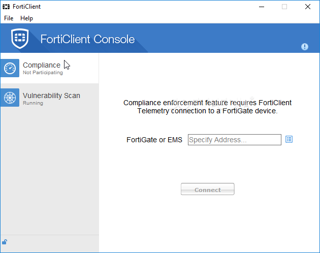 FortiClient 5 Free Antivirus