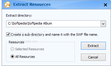 how to get swf file in scratch