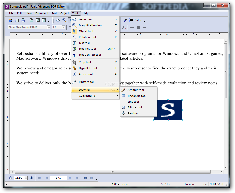 Key Features of Foxit PDF editor