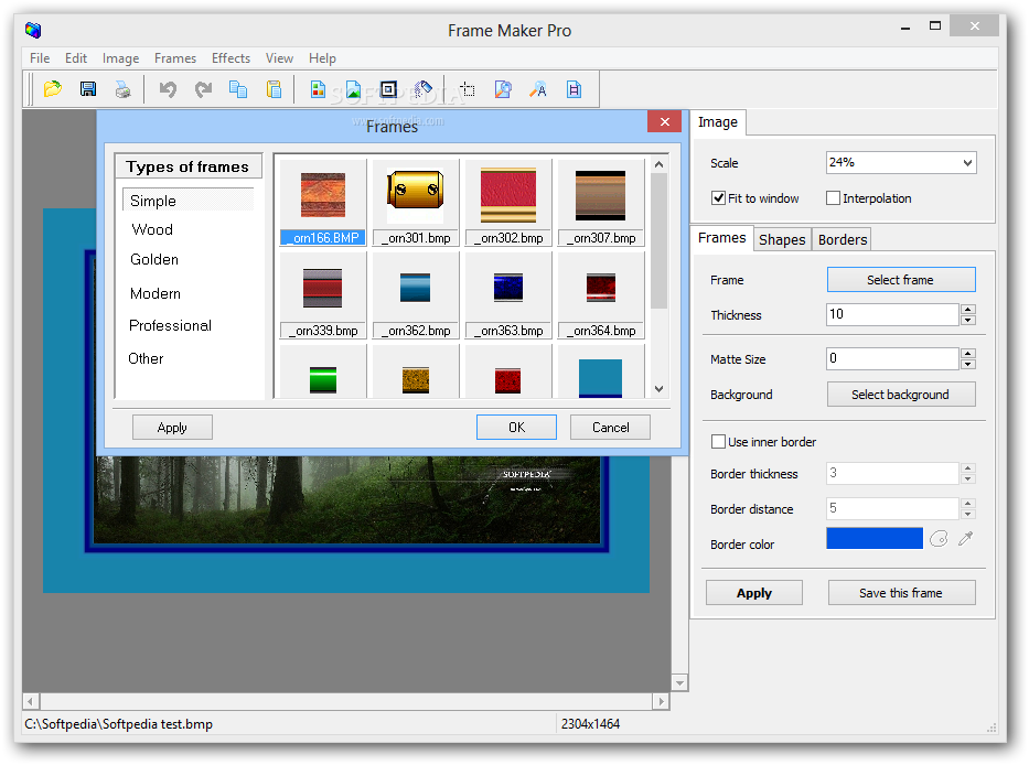 Download Frame Maker Pro 3.91