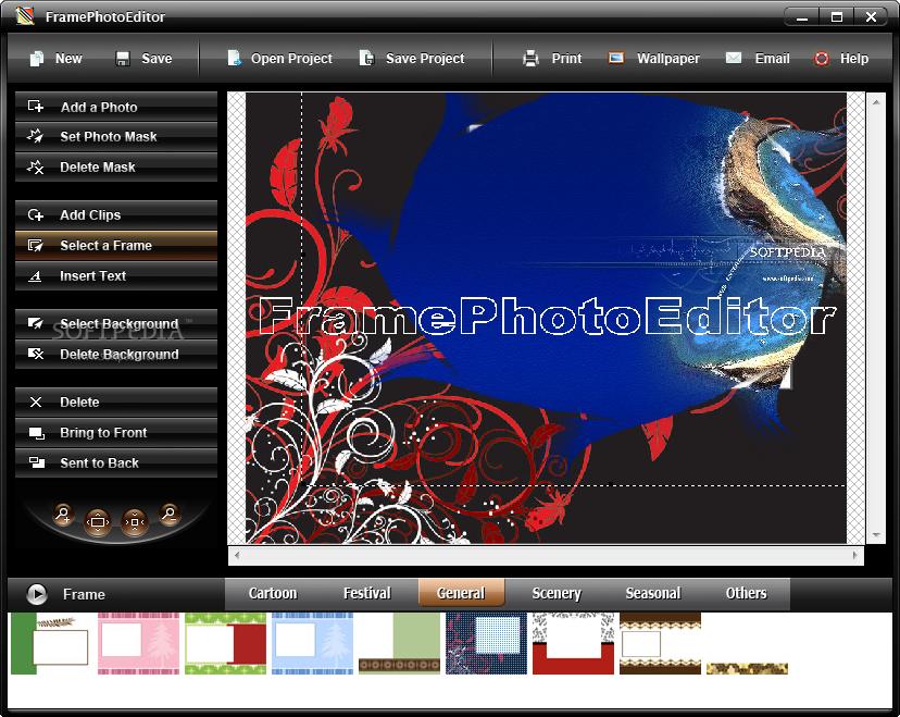 Charmant Picture Editor With Frames Bilder - Badspiegel Rahmen Ideen ...