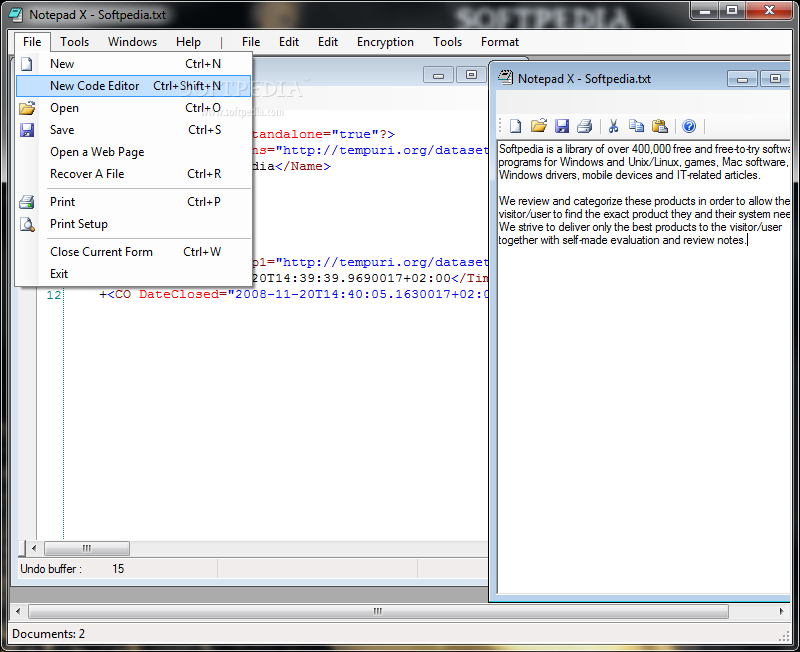 how to get notepad on windows 8