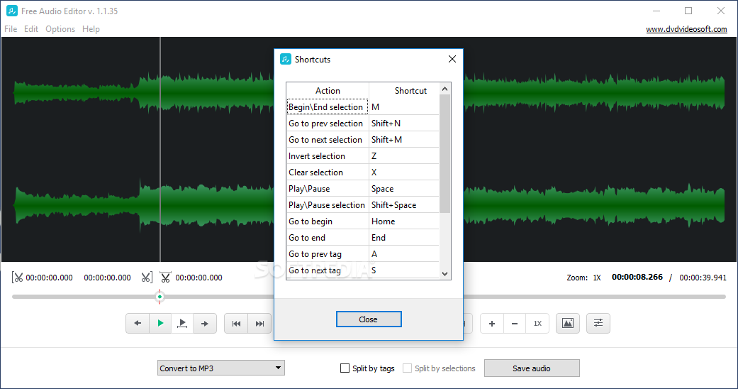 Download Free Audio Editor 1 1 35 831