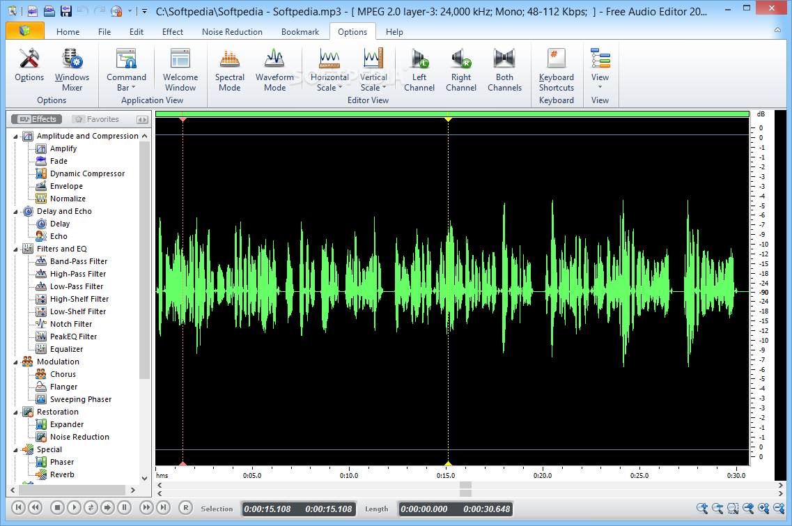 Free Audio Editor Download