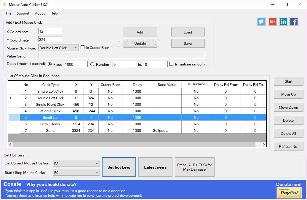 Download Free Auto Clicker 1 0 2