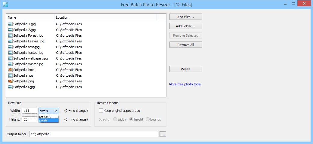 Free batch photo resizer portable download for Free portable