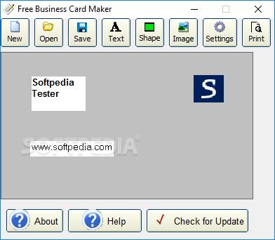 download free business card maker 10 - Free Business Card Maker