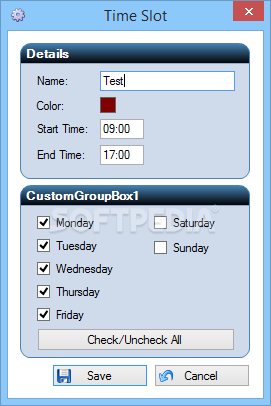 download free class schedule maker 1 0 0 0