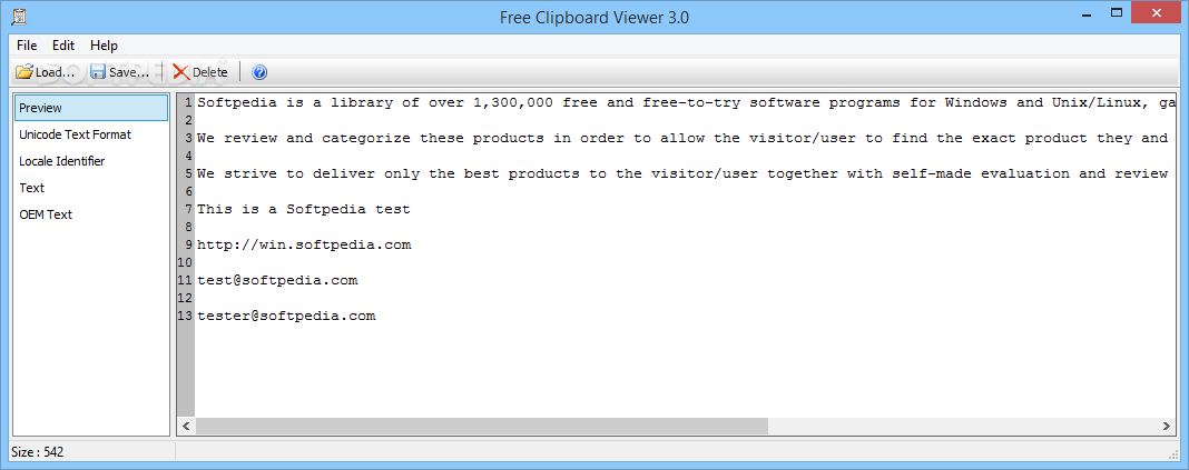 Download Free Clipboard Viewer 3 0 1 0