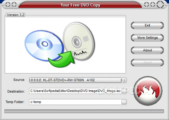 copy dvd to dvd free software