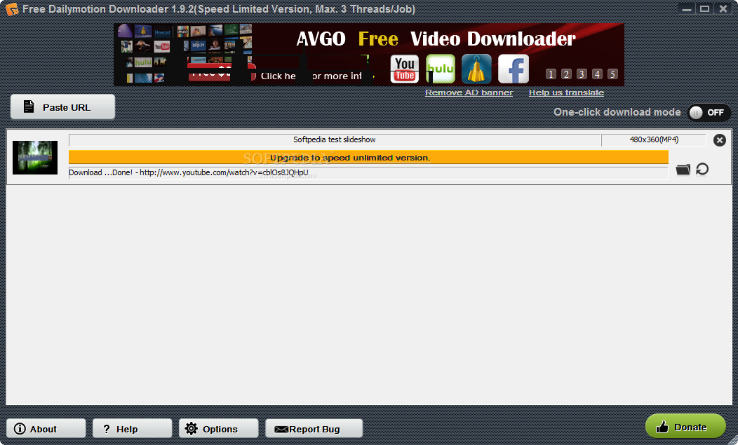 Download Free Dailymotion Downloader 1 9 5 1