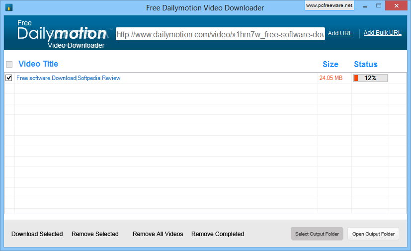 Free dailymotion download alternatives and similar software.