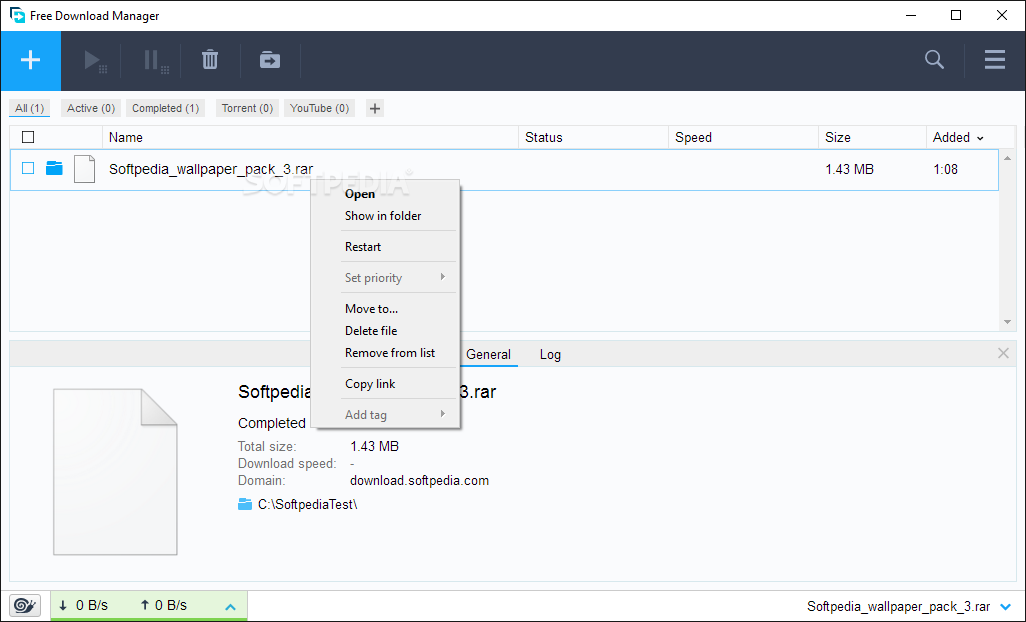 free idm download manager for windows