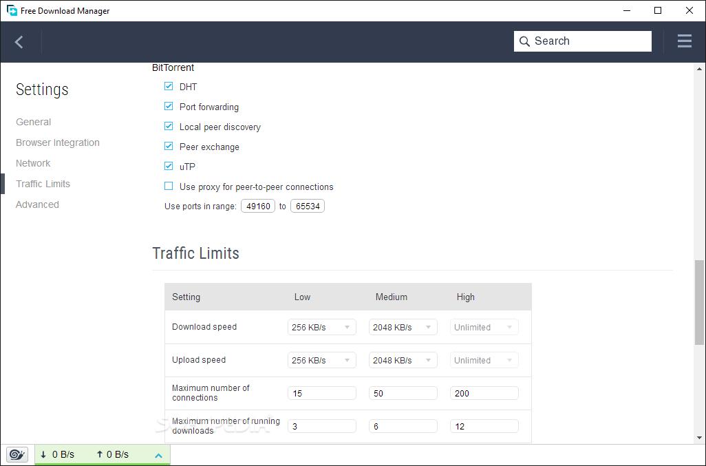 Download Free Download Manager 5 1 38 Build 7312 / 6 2 0 1533 Alpha