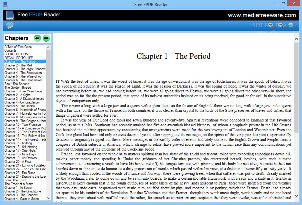 epub reader windows download
