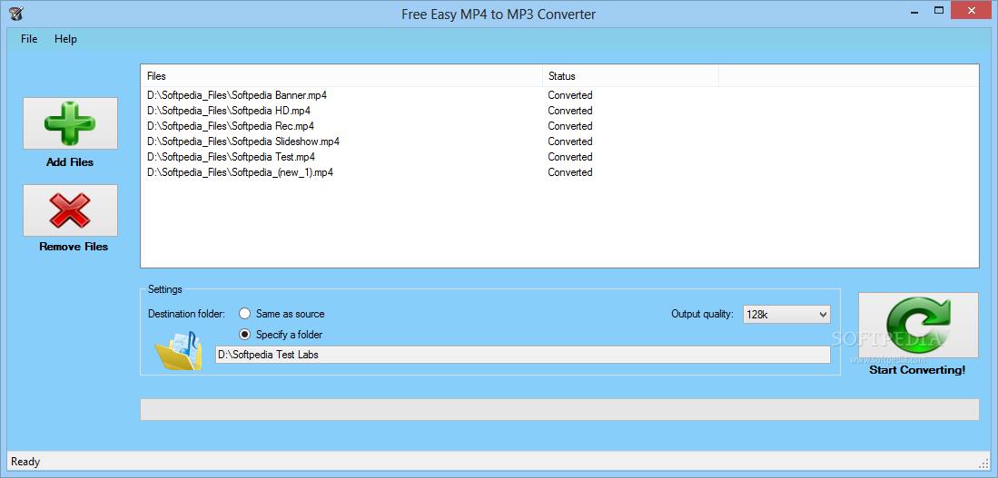Best MP4 To MP3 Converter 2019 - softati.com