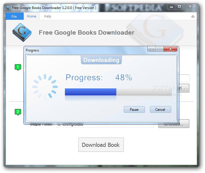 free books downloader