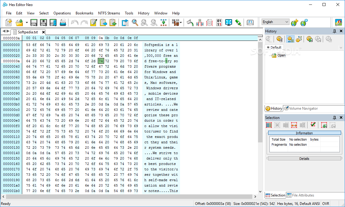 Download Free Hex Editor Neo 6 44 01 6234