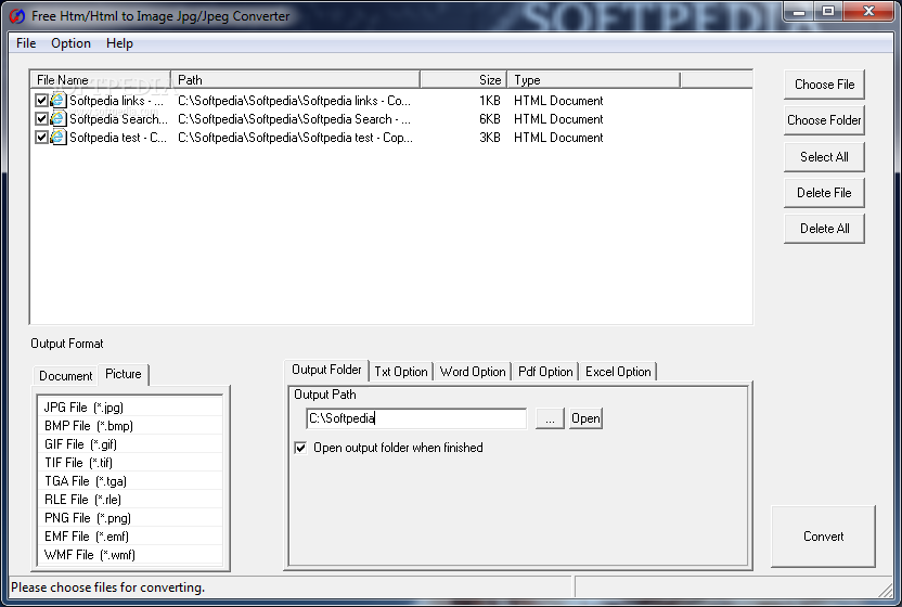 Download Free Htm/Html to Image Jpg/Jpeg Converter 5 8