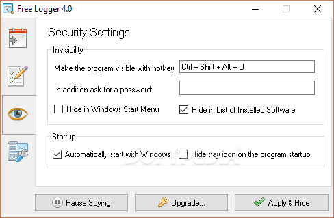 Download Free Keylogger 5 1