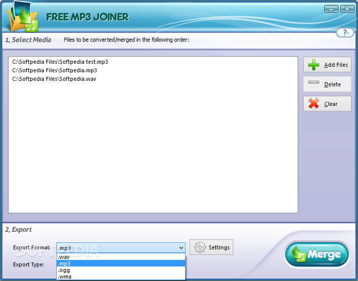 Download Free Mp3 Joiner 8 8 0