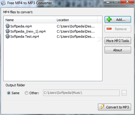 Download Free Mp4 To Mp3 Converter 1 0