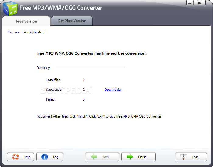 ogg to mp3 converter free download