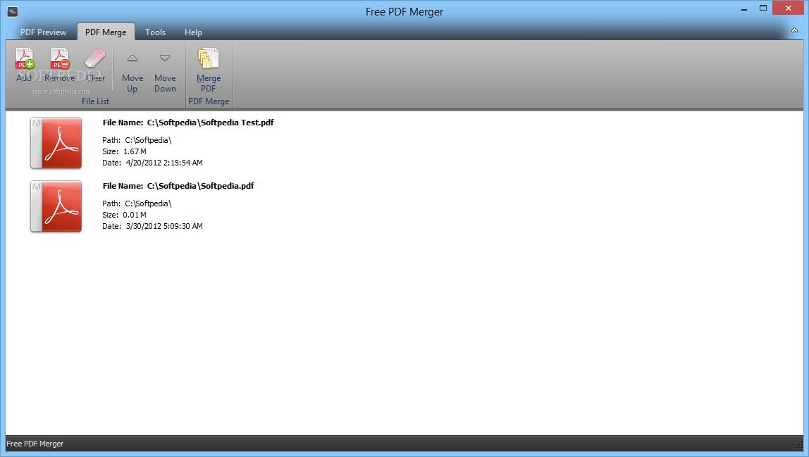 Download Free PDF Merger 8.8.2.4