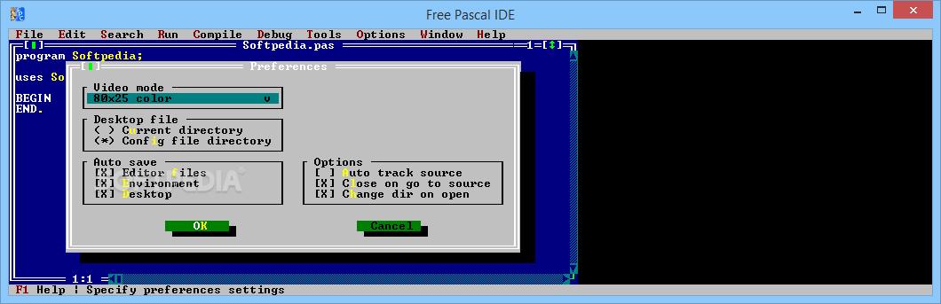 pascal compiler for windows 7 64 bit