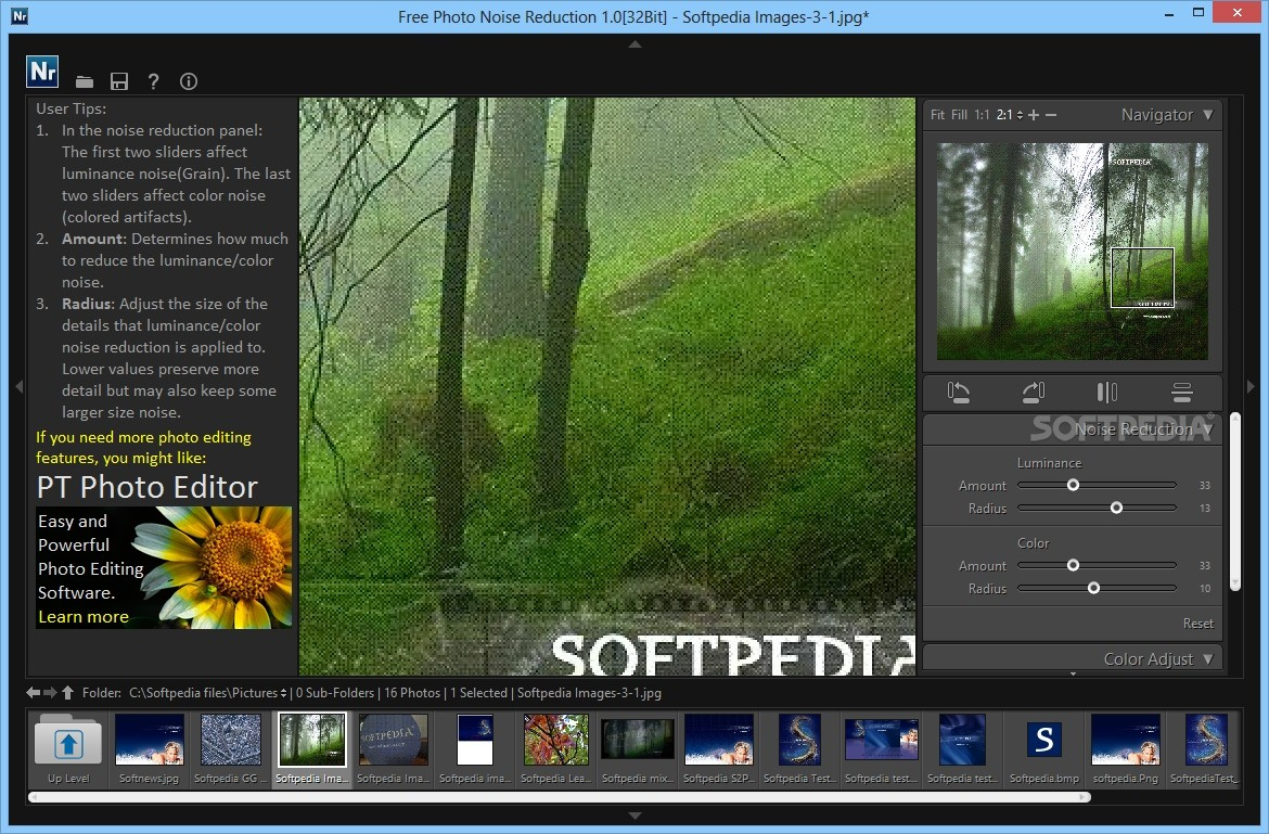 Image Noise Reduction Software Free Download