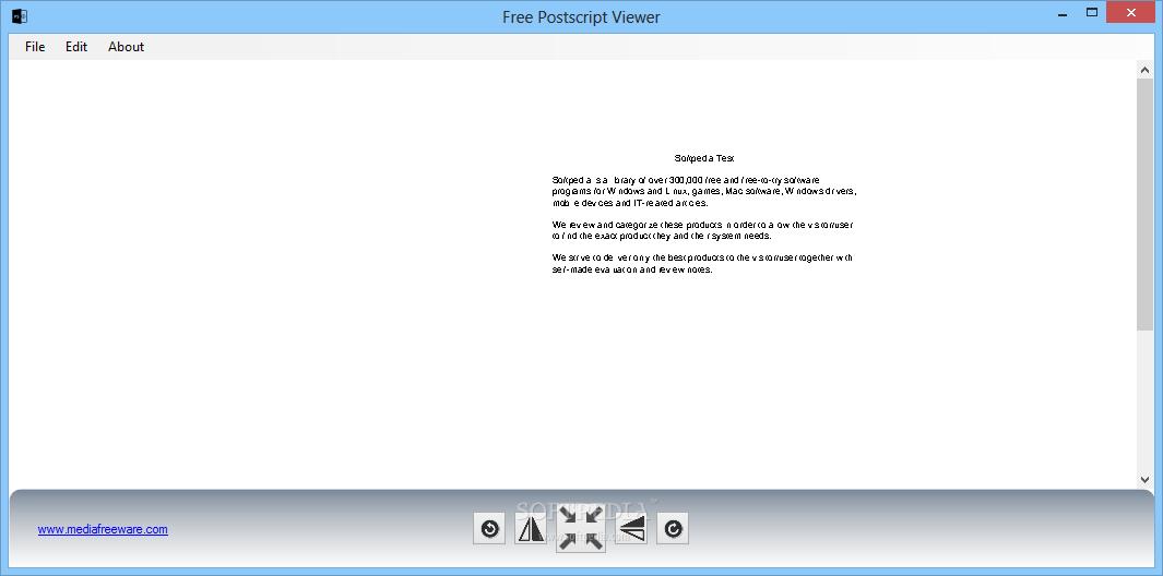 postscript viewer