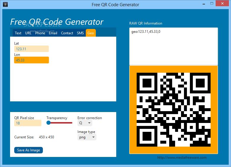 Free qr code generator pdf