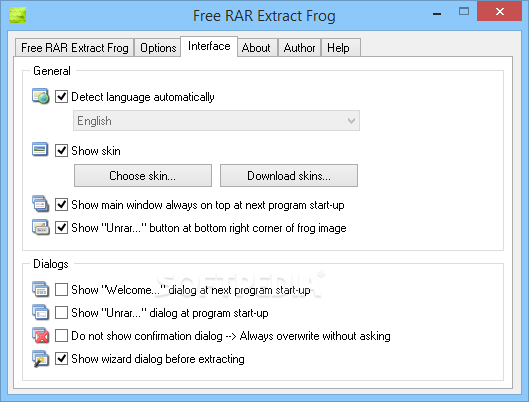 rar opener windows 7 free