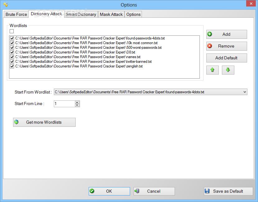 Download Free RAR Password Cracker Expert 2 6