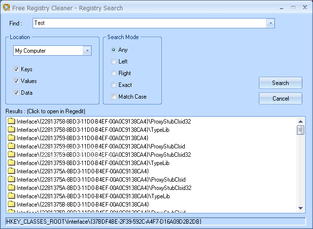Download AML Registry Cleaner